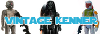 Vintage Kenner Star Wars (1977-1985) - Click Here!